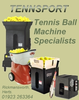 The World's #1 Selling Tennis Ball Machine
